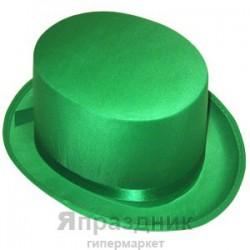 Цилиндр зеленый 13см
