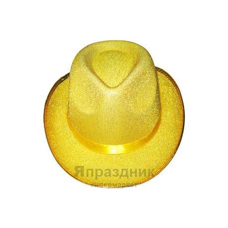 WB Шляпа золотая