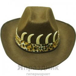 WB Шляпа крокодил Данди