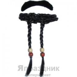 WB Набор Джек Воробей (усы, борода)