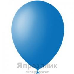 "M 5""/13см Пастель DARK BLUE 003 100шт шар латекс"