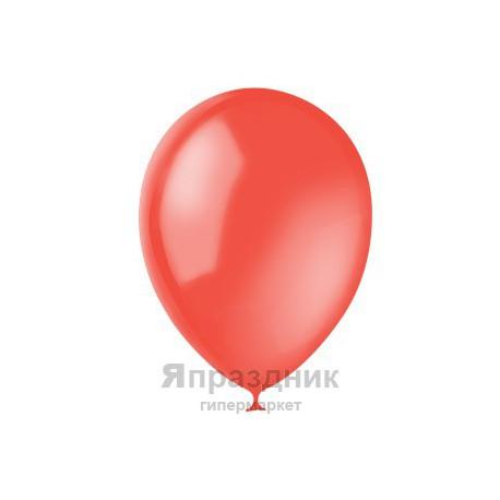 "M 12""/30см Декоратор BRITE RED 050 100шт шар латекс"