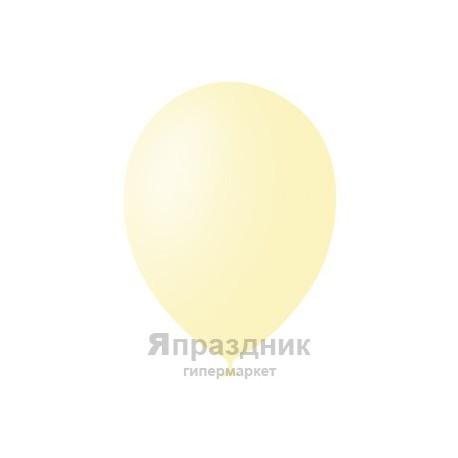 "M 12""/30см Декоратор IVORY 064 100шт шар латекс"