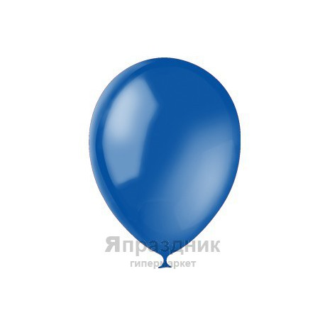 "M 12""/30см Декоратор NAVY BLUE 043 100шт шар латекс"