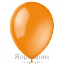 "M 12""/30см Декоратор ORANGE 047 100шт шар латекс"