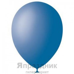 "M 12""/30см Декоратор ROYAL BLUE 044 100шт шар латекс"