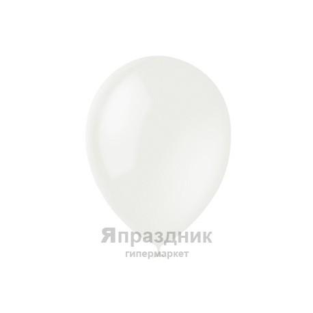 "M 12""/30см Декоратор TRANSPARENT 057 100шт шар латекс"